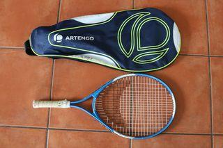 Raqueta de tenis TL700 JR