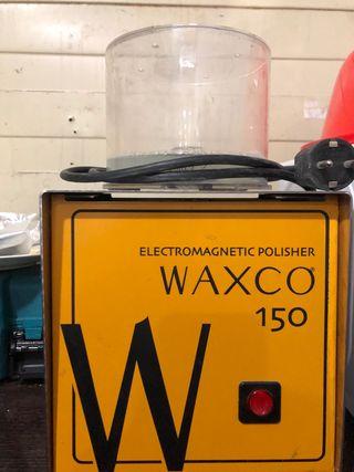 Pulidora magnética joyeria muy buen precio