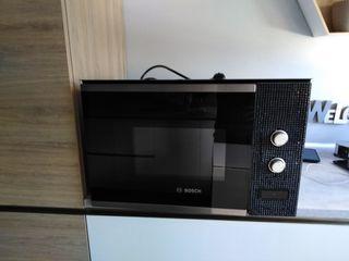 Microondas Bosch integrable