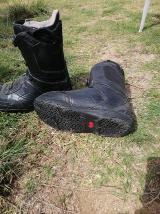 botas snow talla 47