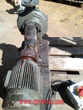 bomba centrifuga Emica de 5000Litros