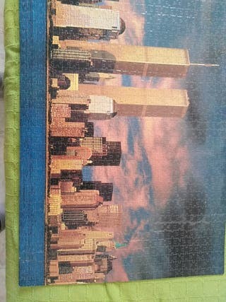 puzzle torres gemelas