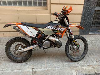 KTM 300 EXC 2 T SIX DAYS