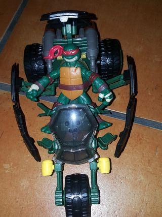 coche Tortugas Ninja