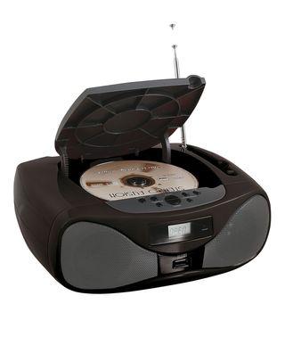 LECTOR PORTATIL CD-USB BLUETOOTH