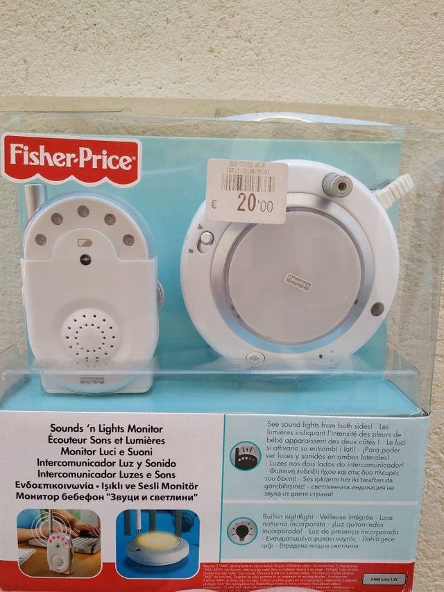 Intercomunicador luz y sonido Baby Gear