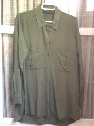 643fe6562 Camisas para mujer Zara de segunda mano en la provincia de Madrid en ...