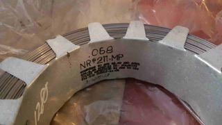 BOBINAS DE HILO TUBULAR NR-211-MP DE 1,7 mm