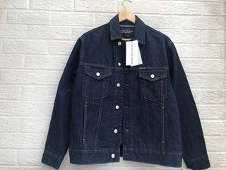 Calvin Klein Jeans Denim Tucker Jacket
