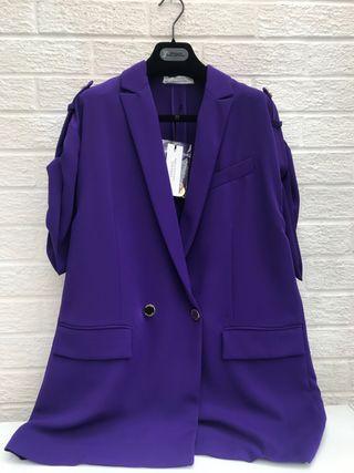 Versace Collection Blazer Dress
