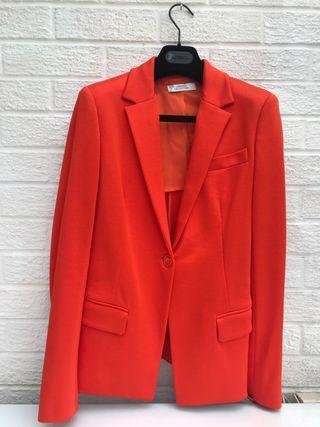 Versace Collection Orange Blazer