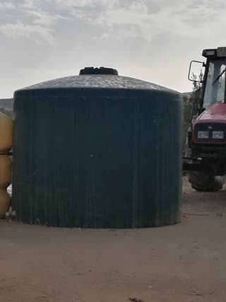 Depósito 5000 litros