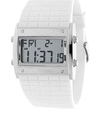 Reloj marea blanco