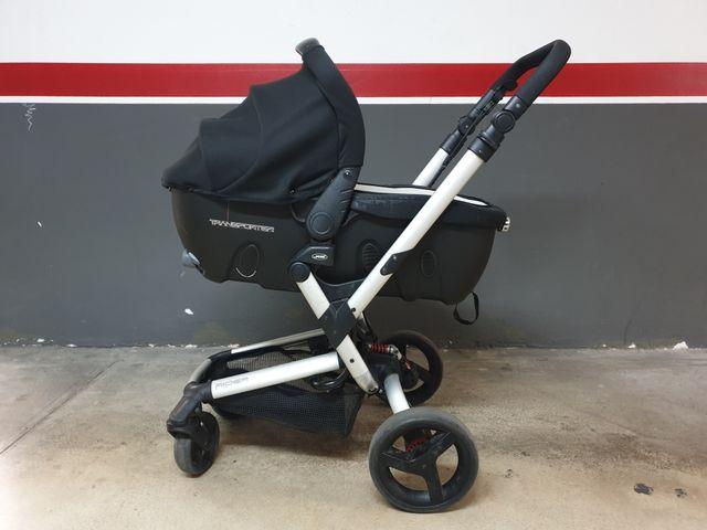 Carrito de bebé Trio Jane Rider
