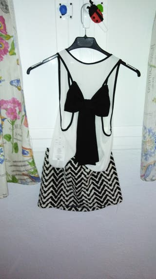 MONO Minifalda talla m