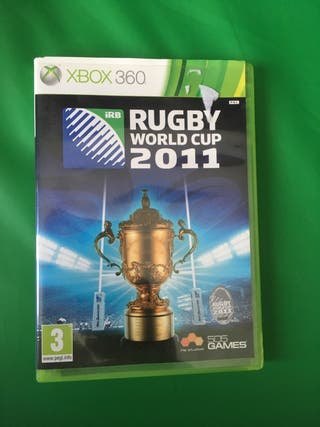Rugby wc 2011 xbox360
