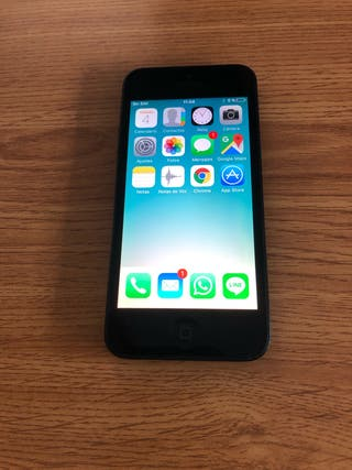 d2e38034acf Apple iPhone 5 16GB 4G Negro Modelo A1429 + fundas