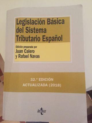 Legislación Basica del Sistema Tributario Español