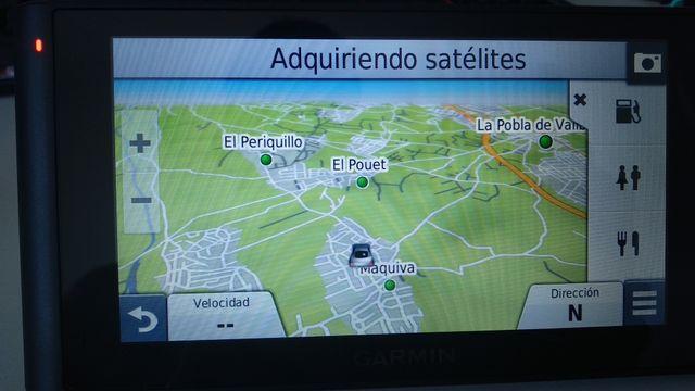 GPS NEVGADOR GARMIN NÜVICAM LM