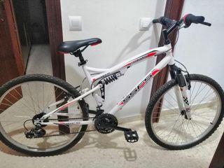 bicicleta aluminium
