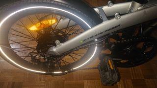 bicicleta electrica kawasaki af20