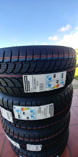 NUEVAS ruedas Bridgestone