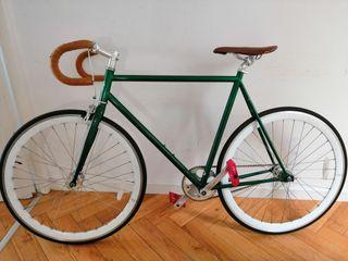 bici fixie XL con freno de mano