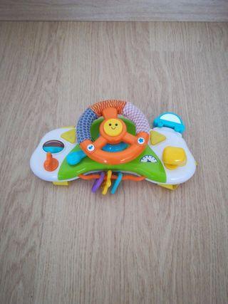 Volante infantil de juguete