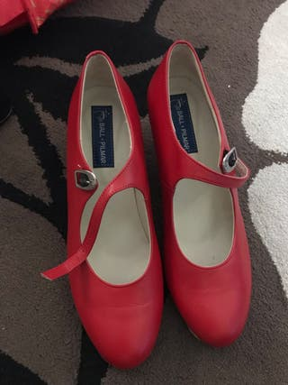 964892a4 Zapatos flamenco de segunda mano en la provincia de Málaga en WALLAPOP