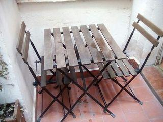 Torrellano 18 De Por Ikea Y € Mesa En Segunda Sillas Plegables Mano qMSUzVp