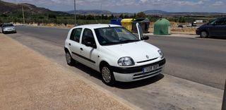 Renault clio 2001 1.2 88675km reales