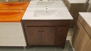 Mueble de baño 80x45 mod M124