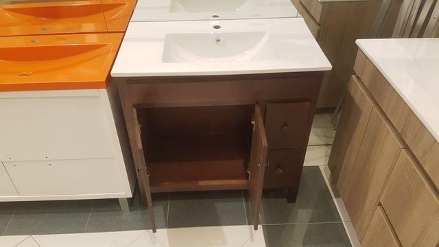Mueble de baño 80x45 mod M124 de segunda mano por 180 € en ...