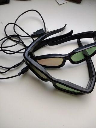 Gafas 3D para TV LG