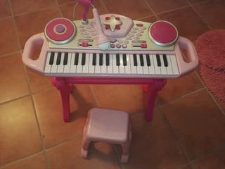 Órgano musical infantil