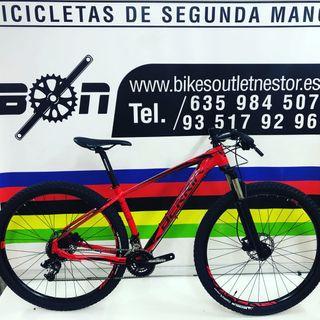 Bicicleta Berria bravo adventure 5 nueva 29