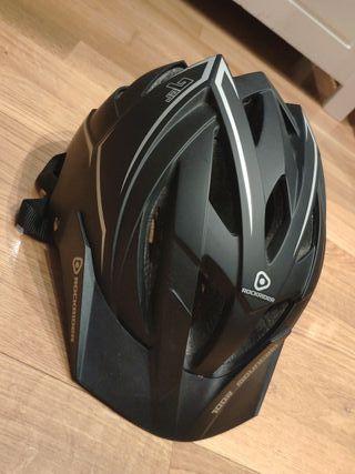 casco bicicleta integral