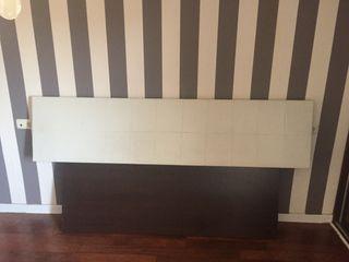 Cabecero cama 1,50 cm