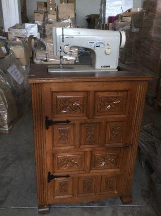 Mueble de máquina de coser
