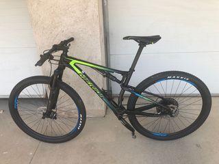 Vendo bicicleta de montaña doble suspensión