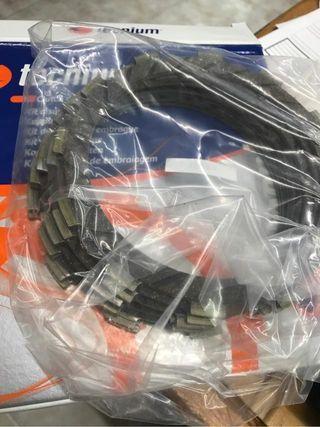 Oferta discos de embrague suzuki rm 125 cross 91 9