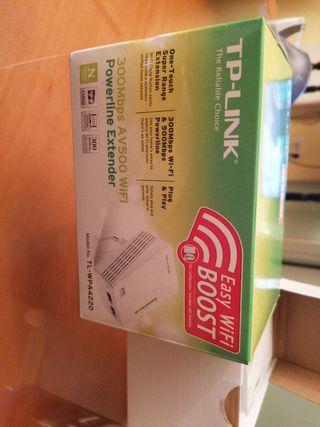 TP-link TL WPA4220 amplificador de señal wifi