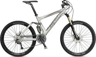Bicicleta Scott Genius 60 Doble Suspensión Talla M