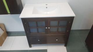 Mueble de baño 80x45 mod C37
