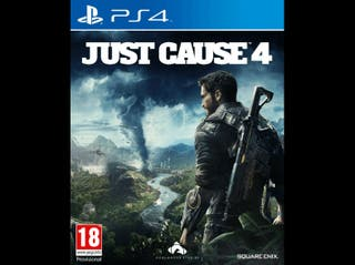 juego just cause 4 ps4
