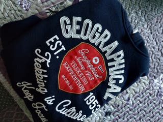sudadera geographical norway