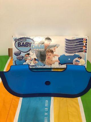 BabyDam barrera de baño REDUCTOR DE BAÑERA