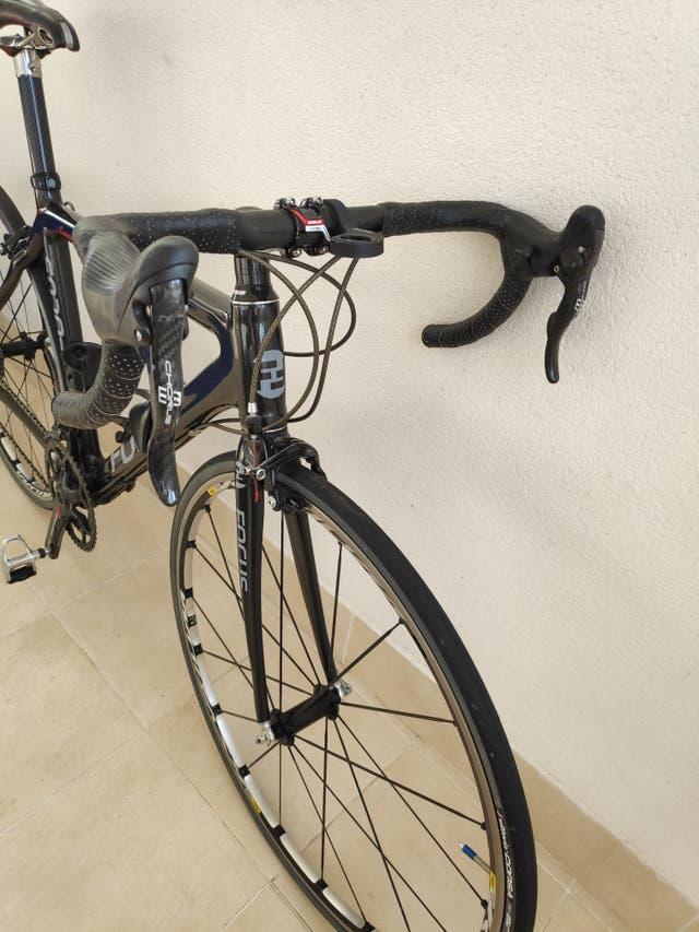 Bicicleta de carretera. Talla 52