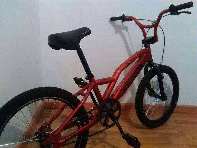 Bicicleta BMX Monty jump 149