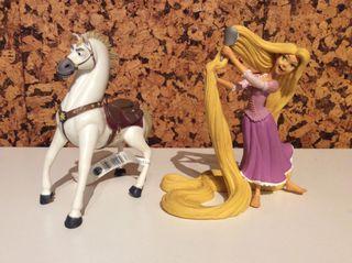 Lote Figuras Rapunzel